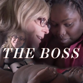 THE BOSS starring Nina Hartley and Sara Vibes