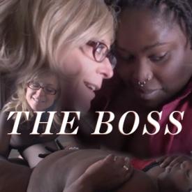 THE BOSS starring Nina Hartley and Sara Vibes