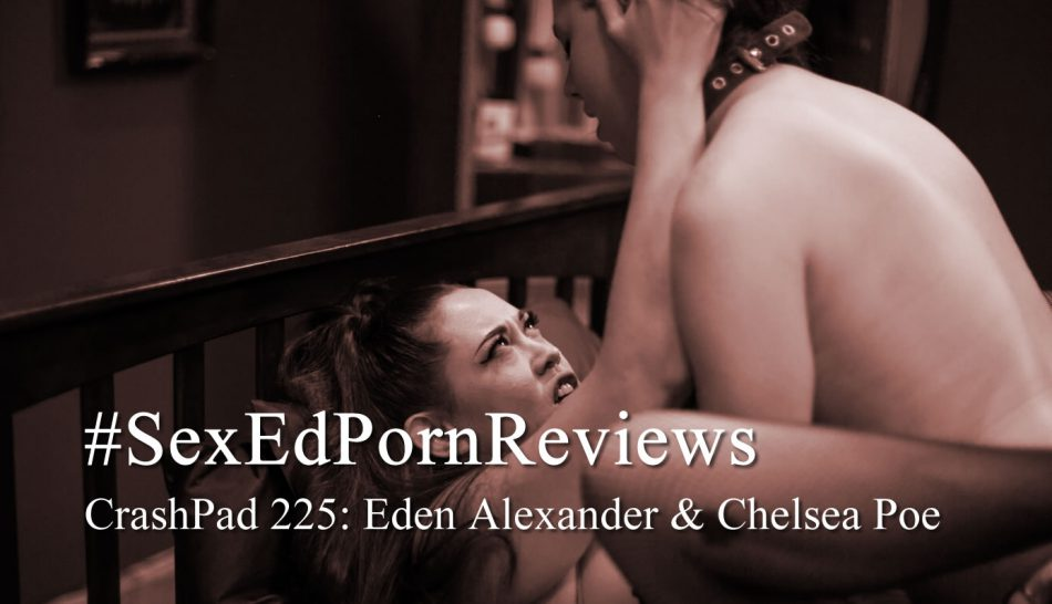 Eden Alexander and Chelsea Poe