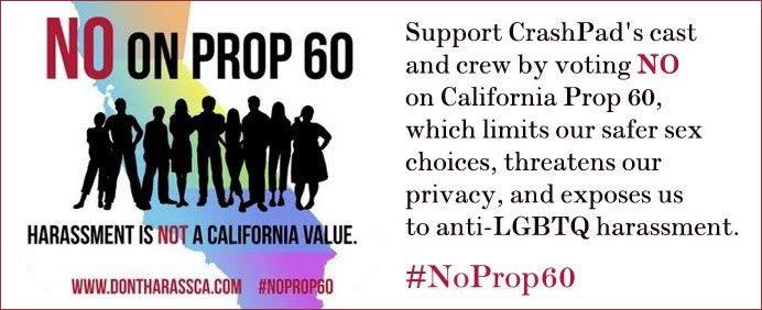 No Prop 60 California Condom Act