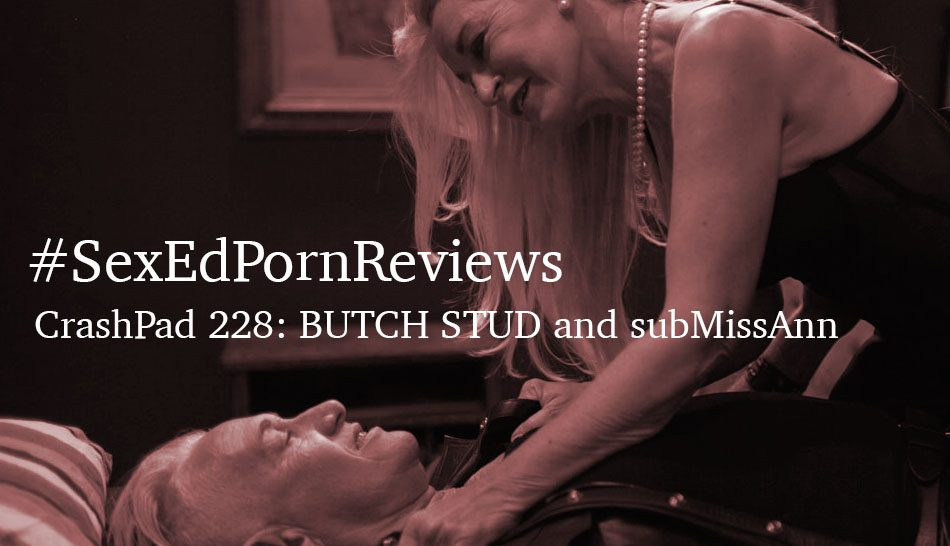 Butch Stud and subMissAnn
