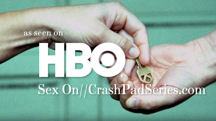 CrashPad HBO Sex On// queer lesbian porn