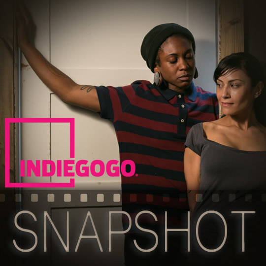 Donate to SNAPSHOT on Indiegogo!